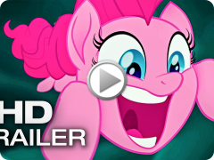 MY LITTLE PONY Trailer German Deutsch (2017)
